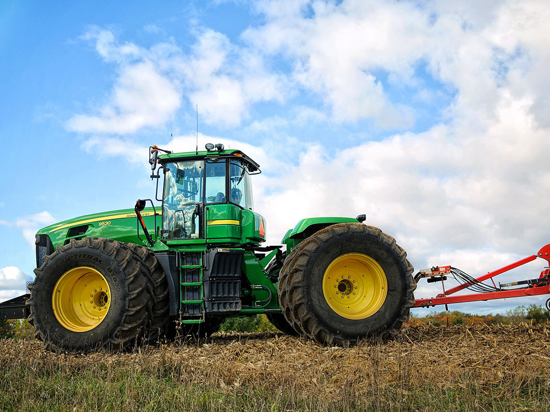 Farm Equipment Repairs and Maintenance